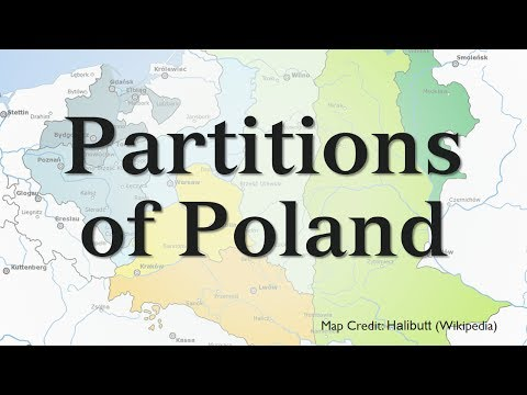 Partitions of Poland (Drive Home History #1)