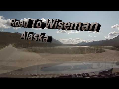 Wiseman,Alaska