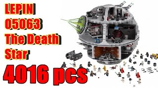 Lepin 05063 The Death Star