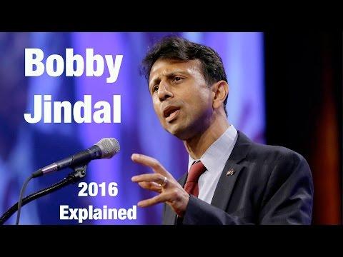 2016 Explained - Bobby Jindal