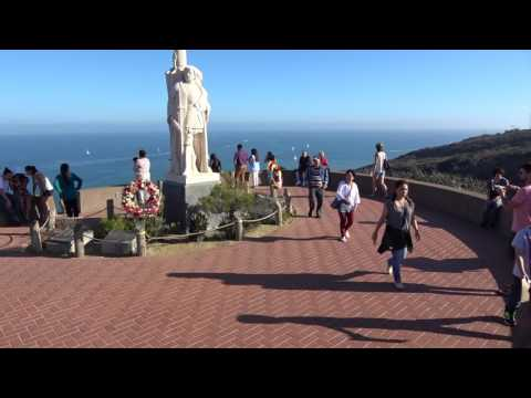 Cabrillo National Monument And Old Point Loma Lighthouse, San Diego, CA