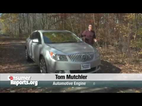 2010-2013 Buick LaCrosse Touring review | Consumer Reports