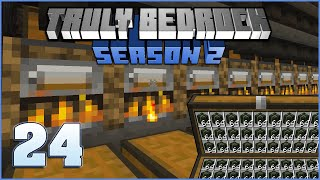 Fix one thing... Break another... | Truly Bedrock Season 2 Episode 24 | Minecraft Bedrock Edition
