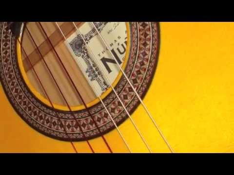 Birth Of A Flamenco Guitar