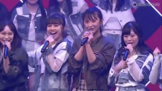 HKT48 誰より手を振ろう | Dare yori te wo furou | I'll Wave Harder Than Anyone Else EngSub