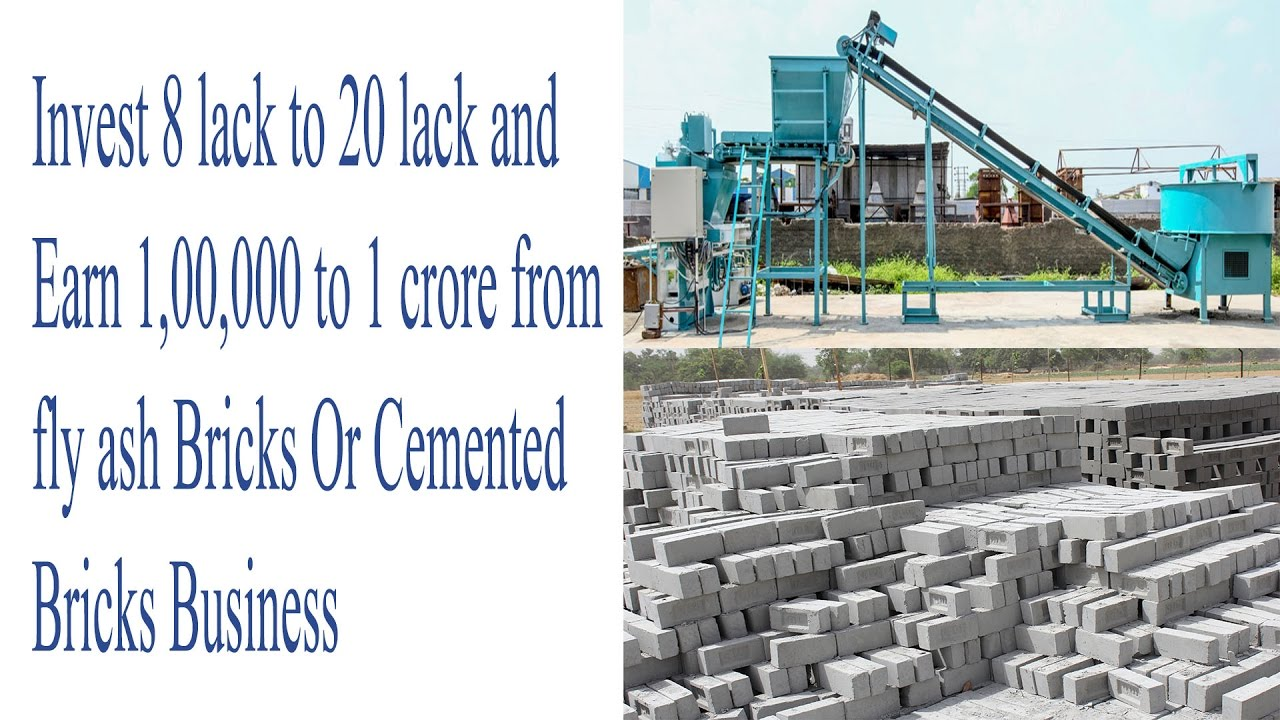 business plan brick manufacturing Business description abc blocks is a business involved in the manufacturing of building concrete, bricks and blocks for masonry, builders association, housing consultant, development agencies, construction workers etc.