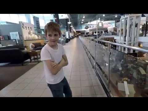 Visiting Nebraska Furniture Mart (1.1 Million Square Feet) & Cabela's