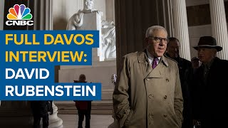 Watch CNBC's full interview with Carlyle Group co-CEO David Rubenstein