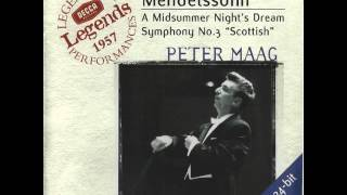 Maag/London - Mendelssohn: Notturno - A Midsummer night