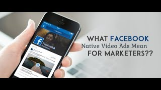 Facebook Video Ads - How To Monetize Your Facebook Videos