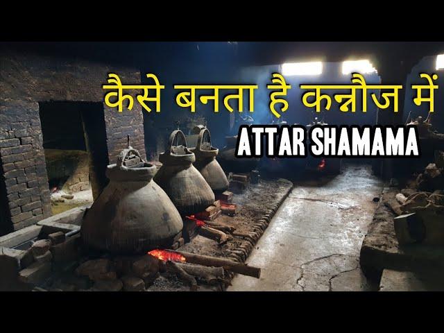 Attar Shamama by S Md Ayub Md Yaqub Perfumers | Perfume Pilgrimage Episode 2