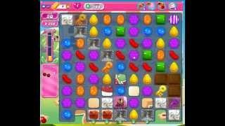 Candy Crush Saga Level 744 no Booster
