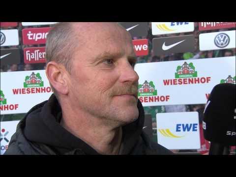 Thomas Schaaf Interview 30. Spieltag
