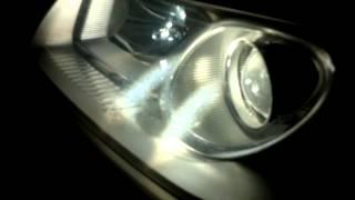 Светодиодные авто лампы тест 2(Тест светодиодных авто ламп в автомобильных фарах., 2014-10-26T19:02:41.000Z)