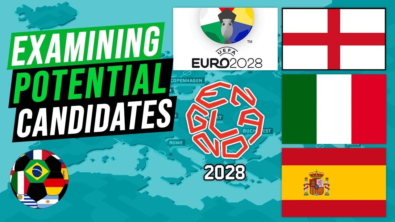 Who Will Host UEFA Euro 2028? - YouTube