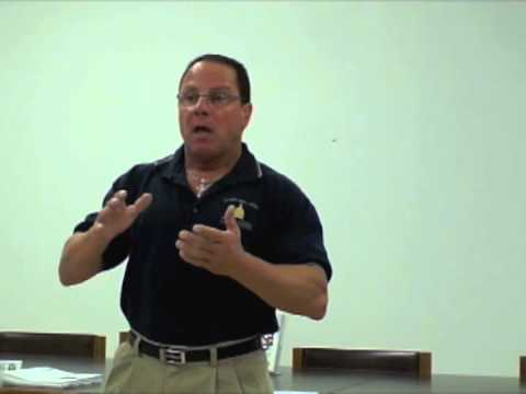 Assemblyman Nelson Albano Speaks to the New Jersey Second Amendment Society
