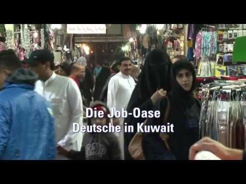 """Die große Reportage """"Die Job-Oase -- Deutsche in Kuwait"""""""