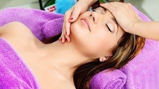 Пластический массаж лица в Краснодаре   видео массаж лица