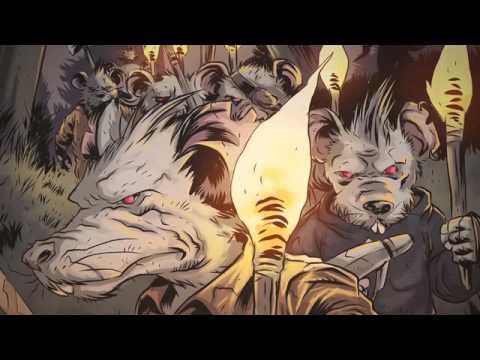 Kickstarter — Mutant  Genlab Alpha by Fria Ligan