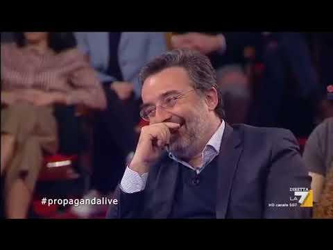 Corrado Guzzanti - Monsignor Pizarro (Propaganda Live 1/2)