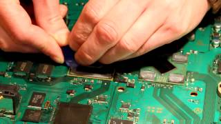 How to remove PS3 CPU heatspreader (IHS) with minimum risk (our best way)