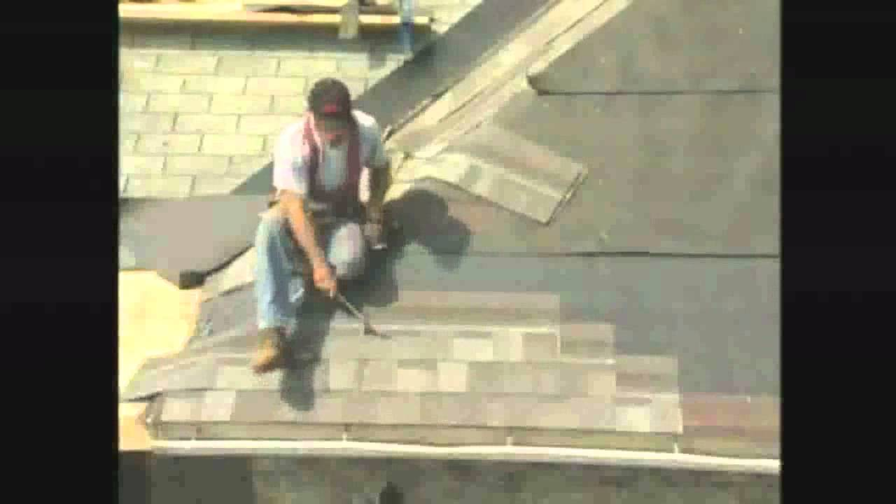 ROOFING: How To Install Laminated Asphalt Shingles   YouTube