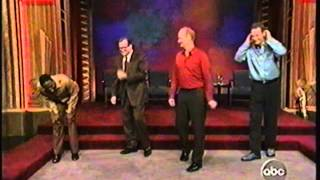 Wrong Name in Bed Irish Drinking Song - Whose Line is it Anyway?