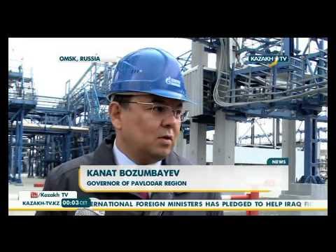 Omsk refinery may deliver petroleum products to Pavlodar region ...