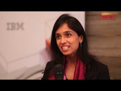Shalaka Joshi of International Finance Corporation on women advancing as business leaders