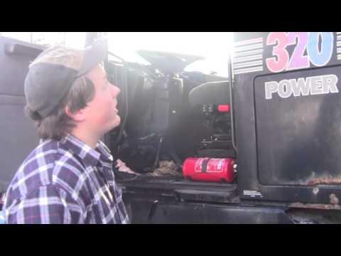 TrucknetTV Volvo F10 power Skoluppgift