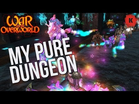 A WORTHY DLC?! War for the Overworld: My Pet Dungeon Gameplay First Impressions |