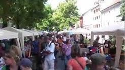 Flohmarkt Konstanz 2011 in 7 Minuten