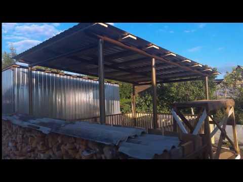 Беседка на даче своими руками инструкция и фото постройки