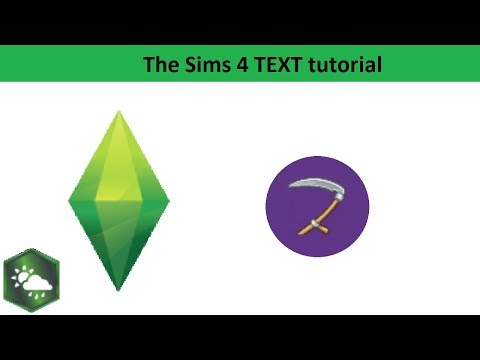 The Sims 4 Text Tutorial: Death in Seasons |