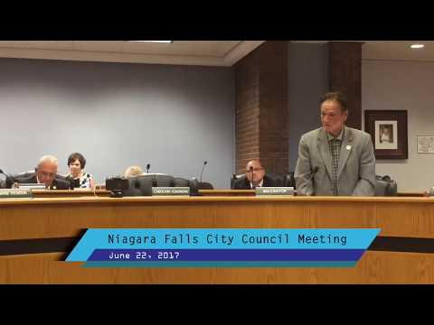 June 22, 2017 - Special City Council Meeting