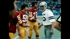 1974-11-28 Washington Redskins vs Dallas Cowboys