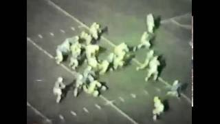 1964 Cleveland City Championship Football Game - 4th Quarter