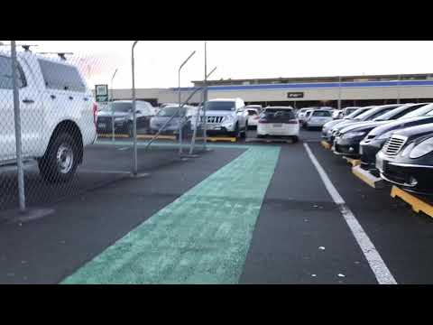 Transferring terminals at Auckland
