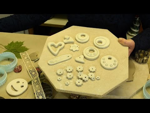 Platten-Technik mit Ton