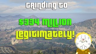 GTA Grinding To $334 Million Legitimately And Helping Subs