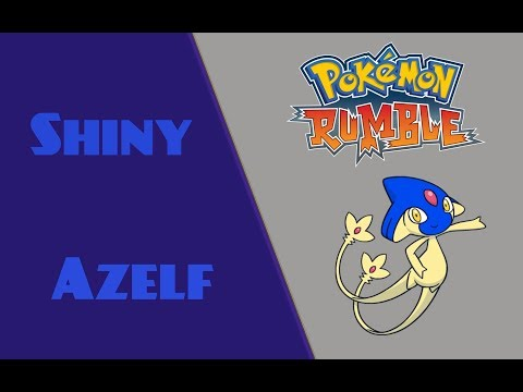 Shiny Azelf En Pokemon Rumble