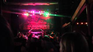 Thy Art Is Murder - Laceration Penetration live 8/6/14