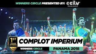 COMPLOT IMPERIUM | 1st  Place Team | Winners Circle | WOD PANAMA 2018 | #WODPANAMA2018