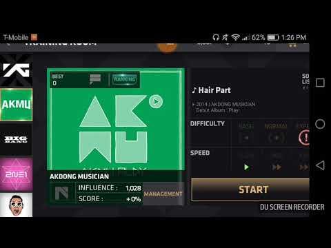 BEATEVO YG - Akdong Musician - AKMU - Play Hair Style hard mode first score