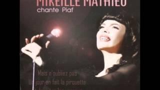 Mireille Mathieu - La Goualante du Pauvre Jean  [Chante Piaf 2012]