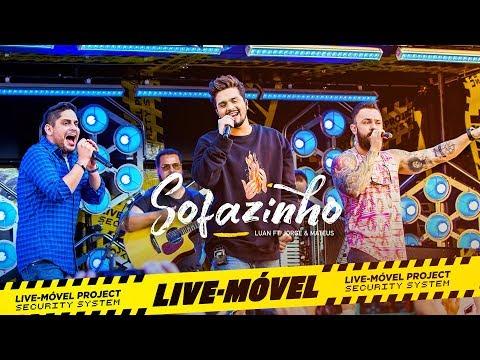 Luan Santana | Sofazinho Part. Jorge e Mateus (Video Oficial) - Live-Móvel
