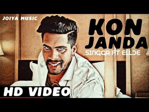 KON JANDA : Singga ft Ellde ( Official Song ) : Latest Punjabi Songs 2019 : New Song 2019