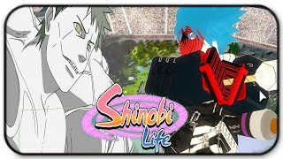 Roblox Shinobi Life - War Mode Gameplay - White Zetsus Everywhere