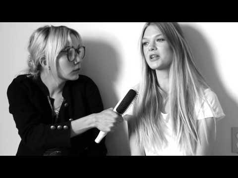natalie fortman interview.  it went OK.