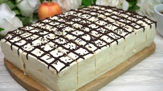 Вкуснее любого торта Яблочные облака Получится Безумно вкусно у всех 100 с первого раза